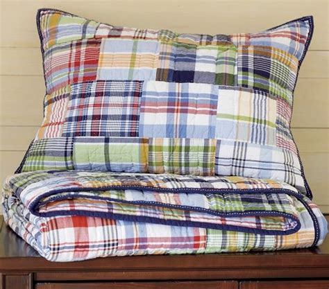 gbr 159 madras quilted bedding pottery barn house ideas pottery