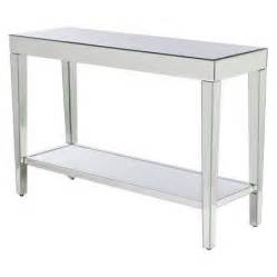 Mirrored Vanity Console Table Mirrored Console Table Target