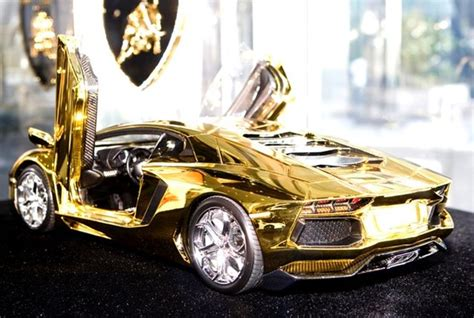 What Is The Most Popular Lamborghini World S Most Expensive Things Made Of Gold Top 10 Page