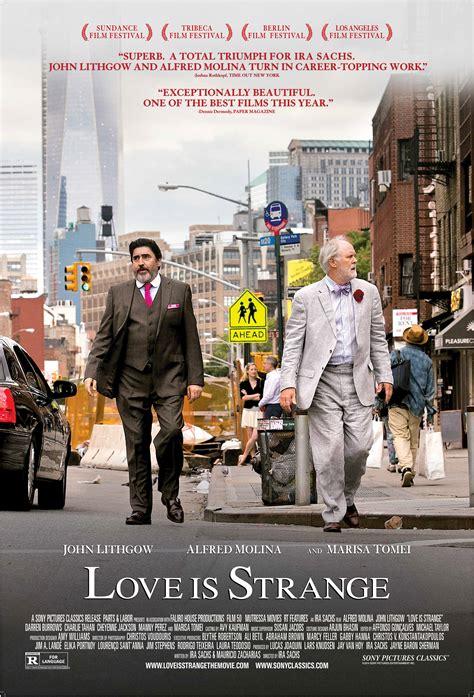 film love strange love interview love is strange writer director ira sachs
