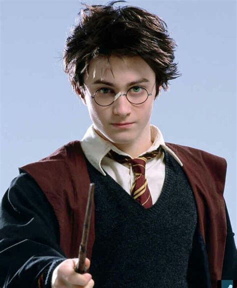 harry potter hair cuts if the harry potter actors looked like they did in the