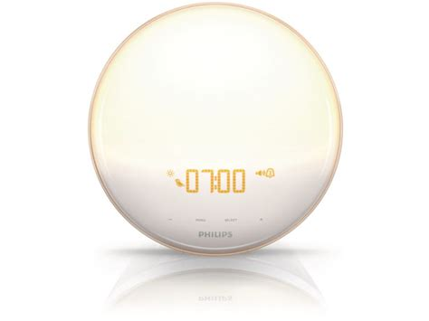 Philips Up Light With Colored Simulation by Philips Hf3520 Up Light With Colored Simulation To You Up With Better Mood In