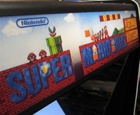 Super Mario Bros Video Arcade Game for Sale   Arcade