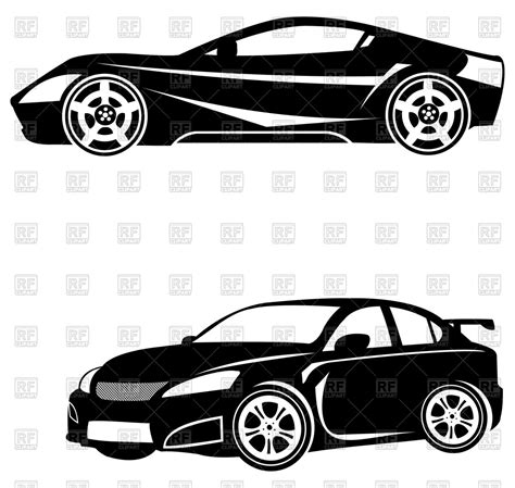 Car Vector Clipart sport cars royalty free vector clip image 86014