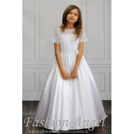 handmade  holy communion dress
