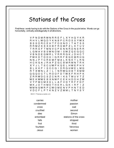 printable images stations of the cross stations of the cross worksheet resultinfos