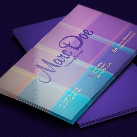 biz card template 60 only the best free business cards 2015 free psd