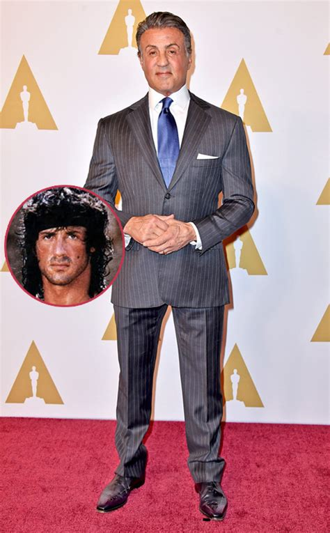 stallone measurements sylvester stallone height weight measurements