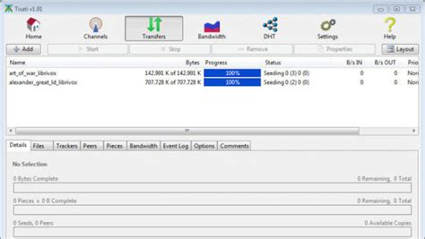 best torrent five best bittorrent clients