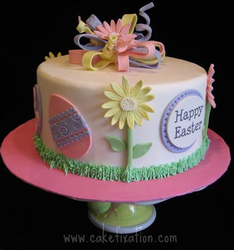 awesome easter cakes time for the holidays