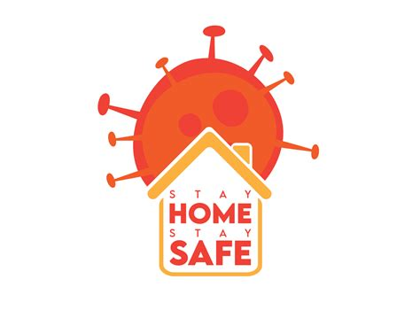 stay home stay safe   charity app lets stay