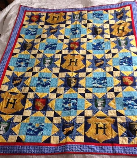 Harry Potter Quilt 17 best images about harry potter diy clothes on robes costumes and arts