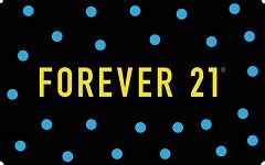 How To Check Forever 21 Gift Card Balance - check forever 21 gift card balance online giftcardbalancechecks com