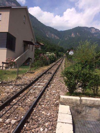 cremagliera mendola mendelbahn caldaro sulla strada aggiornato