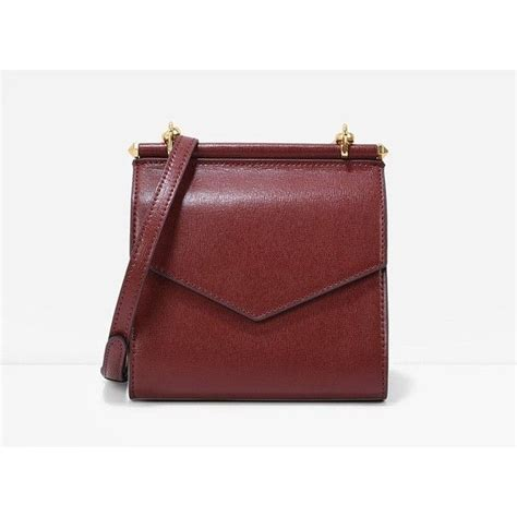 Charles And Keith Crossbody Sag4119 charles keith envelope flap sling bag 275 sar liked on polyvore featuring bags handbags