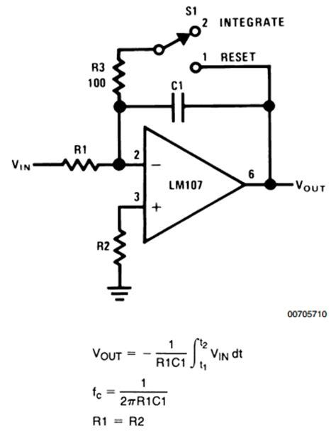 op integrator schematics op circuit collection basic circuits audio lifier circuits