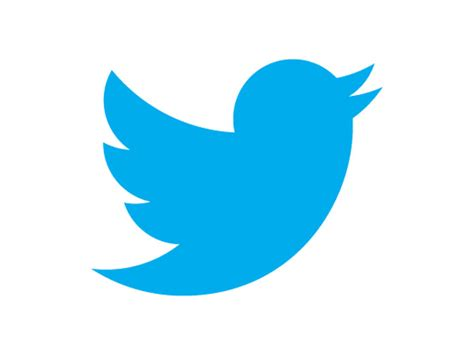 twitter flying bird for blogger page other website