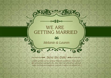 Wedding Green Background Design by Wedding Invitation Background Designs Green Yaseen For