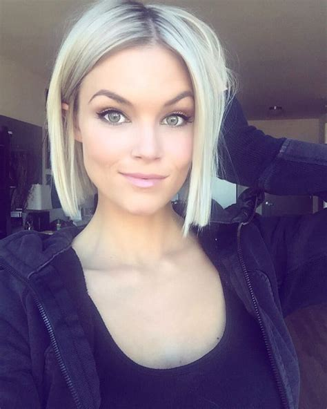blunt cut hairstyles for women with fine hair 20 gorgeous short blunt bob haircuts for women with