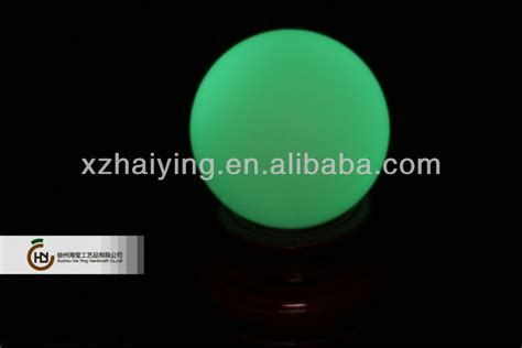 green glow in the shift knob for manual gear