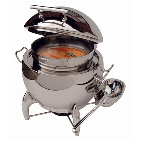 Soup Kettle aps soup kettle 330x480x450mm stainless steel kitchen