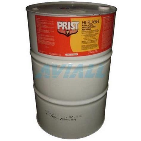 prist test prist hi flash hi flo anti icing aviation fuel additive