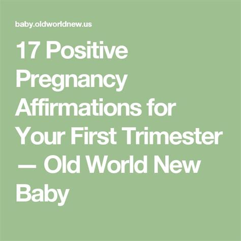 baby s affirmations books 25 best ideas about pregnancy affirmations on