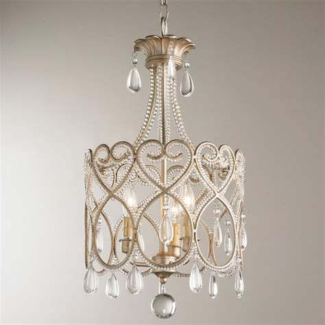 How To Make A Mini Chandelier 1000 Ideas About Mini Chandelier On Bathroom Chandelier Closet Chandelier And