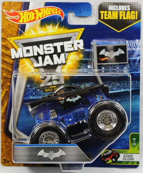 wheels monster jam batman truck wheels monster jam batman med flagga monster