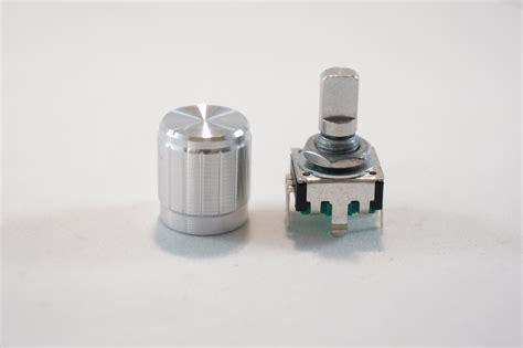 aluminum knob