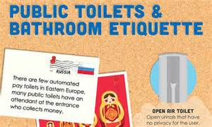 public bathroom etiquette international guide to bathroom reveals london victoria s