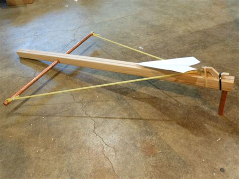 How To Make A Paper Cross Bow - richard osgood paper airplane crossbow make diy
