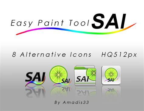 paint tool sai 2 icon paint tool sai alternative icons by amadis33 on deviantart