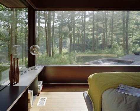Bill Gates Haus Innen 5717 by A Home Blended With Nature