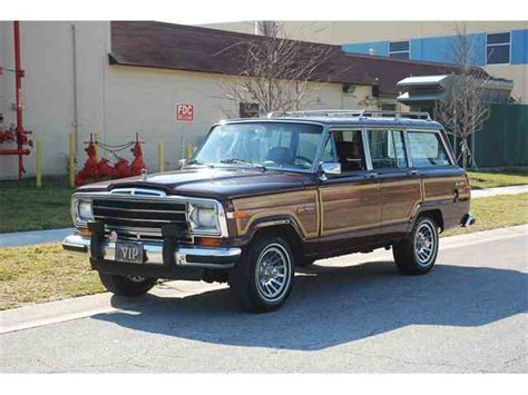 Vintage Jeep Wagoneer Classifieds For Classic Jeep Wagoneer 22 Available