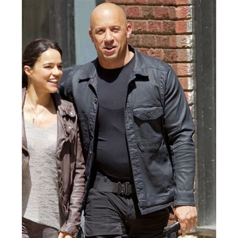 fast and furious 8 vin dominic toretto leather jacket fast and furious 8 vin