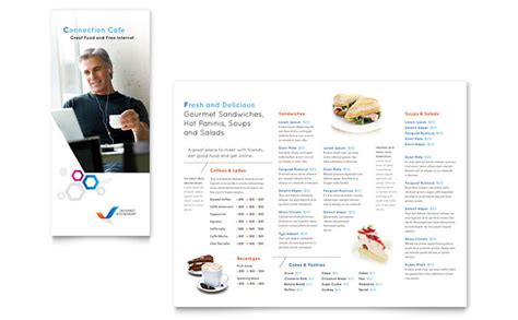 free restaurant menu templates download free menu designs