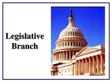 what are the two houses of the legislative branch the three branches livebinder