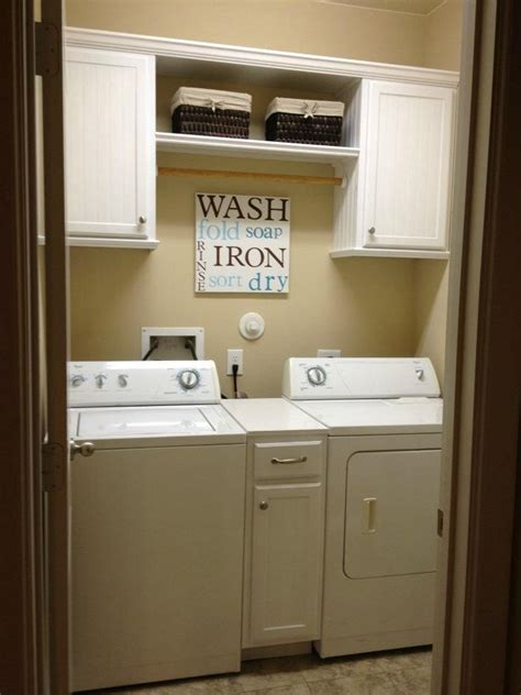 Small Laundry Room Storage 25 Best Ideas About Small Laundry Closet On Pinterest Small Laundry Space Laundry Room Small