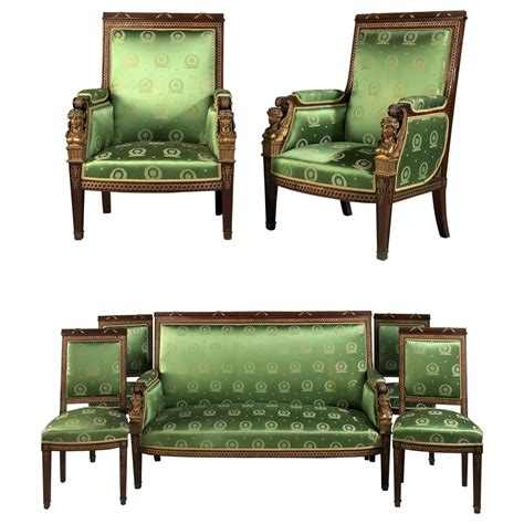 Second Empire Chair by 7 Second Empire Salon Suite For Sale At 1stdibs