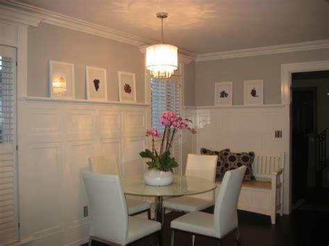 Craftsman style dining