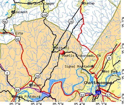 powells crossroads, tennessee (tn 37397) profile