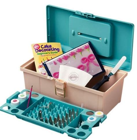 Cake Decorating Kit by Wilton 50 Cake Decorating Kit Only 28 43 Shipped Reg 62 Freebies2deals