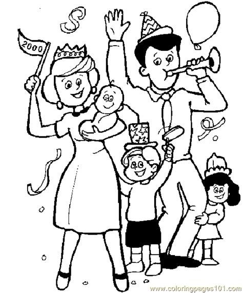 coloring pages family coloring page 05 peoples gt others