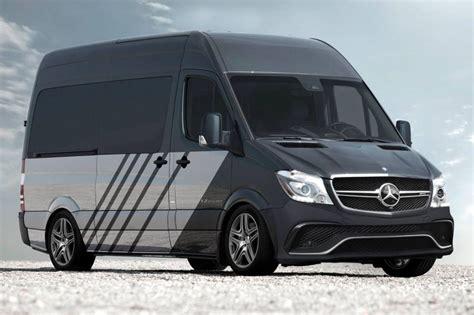 Mercedes Sprinter Images April Fools Mercedes Sprinter 63 Amg Should Happen