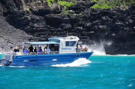 na pali boat tours tripadvisor napali coast hanalei tours all you need to know before