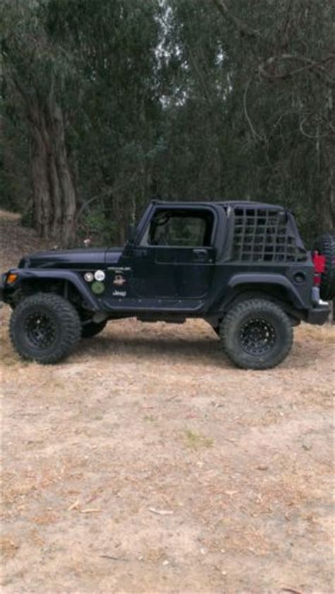 2000 Jeep Tj Lift Kit Buy Used 2000 Jeep Wrangler W A 4 5 Quot Rubicon Express