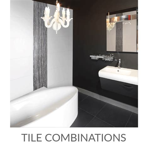 bathroom tile combinations crosby tiles