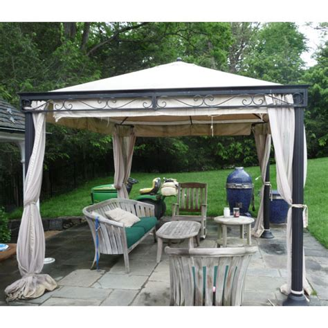 ikea karlso gazebo replacement canopy garden winds