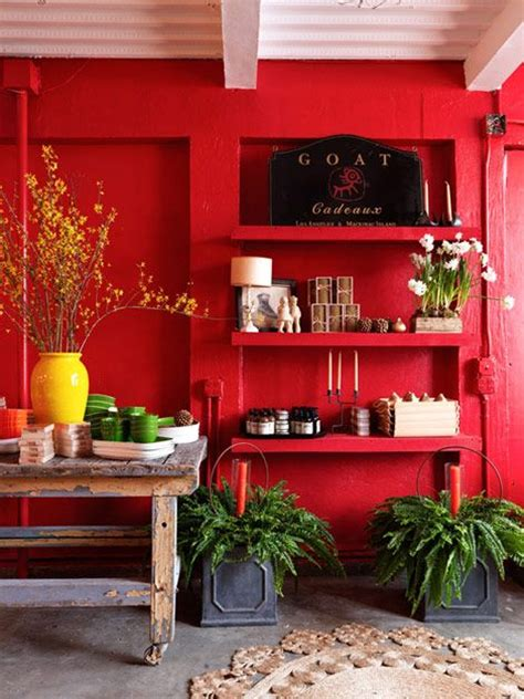 Bold Kitchen Wall Colors by 53 Bold Accent Walls To Beautify Your Home